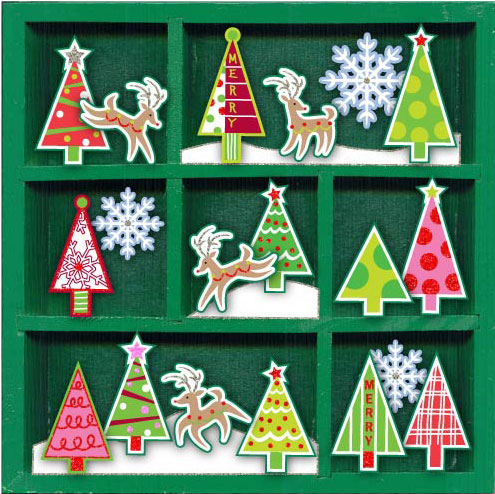 Holiday Decoration Design
