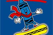 Crayola Tip Snowboarder