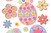 Easter Clings Designs
