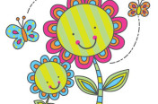 Girls Infant Toddler Screenprint