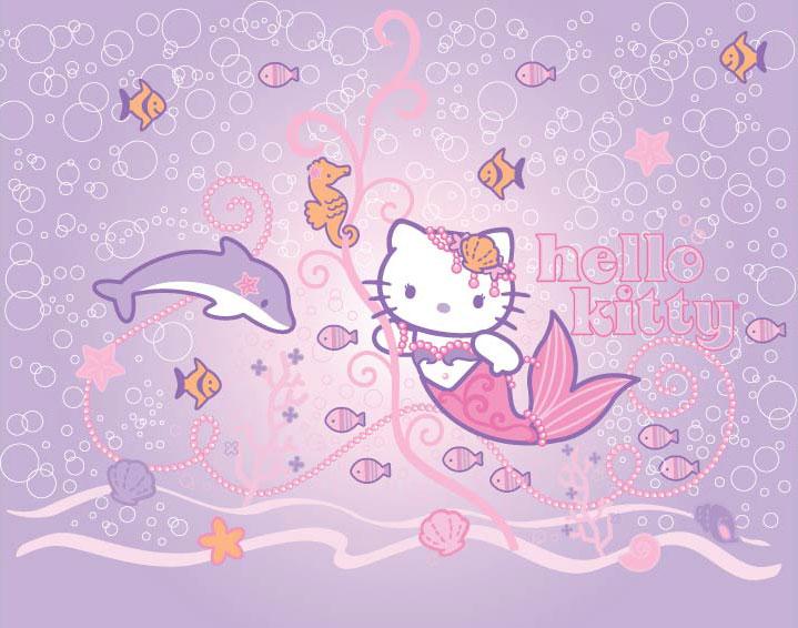 Hello Kitty Mermaid