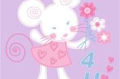 Infant/Toddler Girls Applique