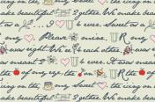 Rebus Love Print