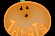 Lighted Pumpkin Decoration