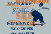 Skateboarder Screen