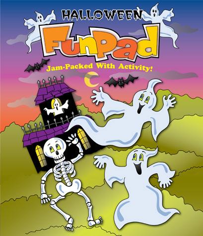 Children's Activity Book Cover